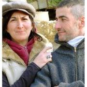 Christophe et Hélène Comte