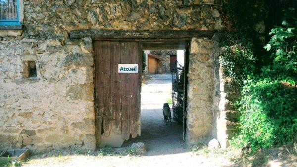 Ferme des 7 lunes en Ardèche