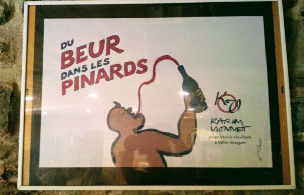 Du beur dans les pinards, Karim Vionnet
