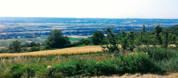 Vallée du Rhône et ferme des 7 lunes