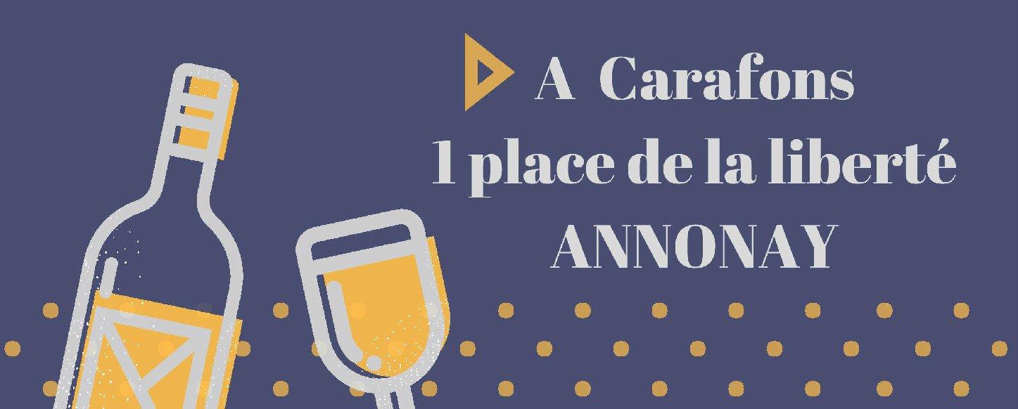 Le mois du vin naturel chez Carafons Cave